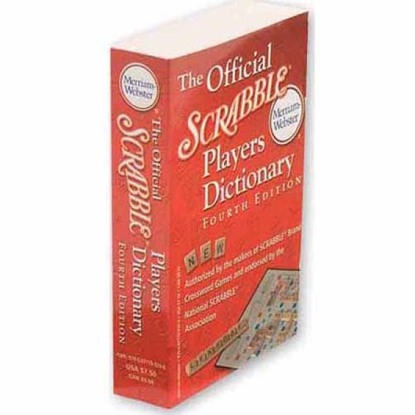 Scrabble Dictionary Small