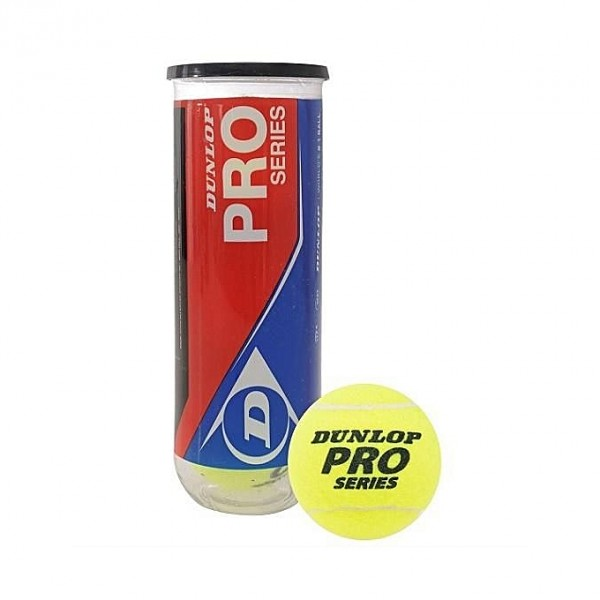 Lawn Tennis Ball Dunlop Pro 3in1