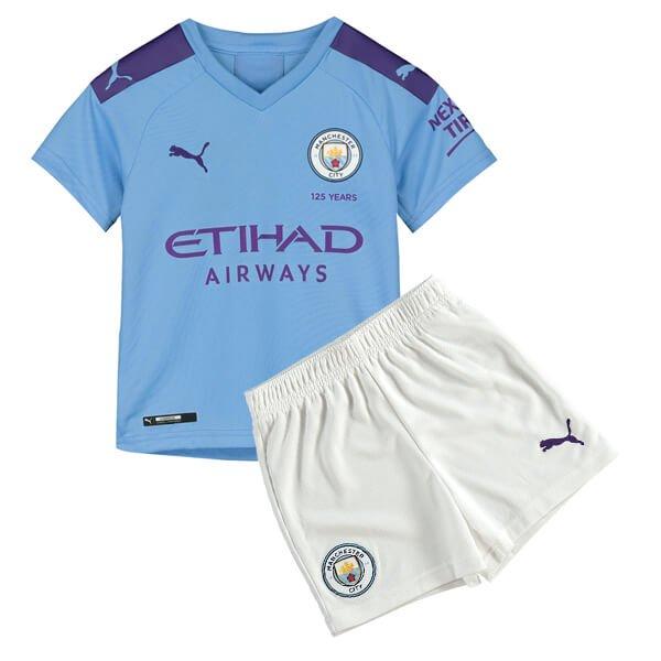 Manchester City Home Jersey(children)