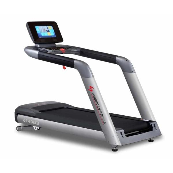 American Fitness  5HP 6140TA Motorized Treadmill