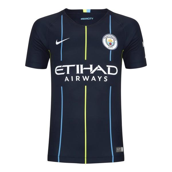 Manchester City Away Jersey