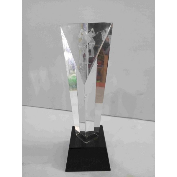 Crystal Golf Award 5