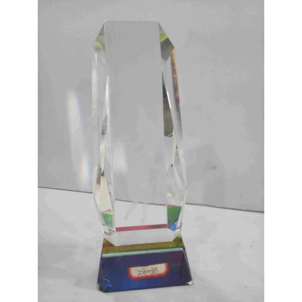 Crystal  Award Ca 6