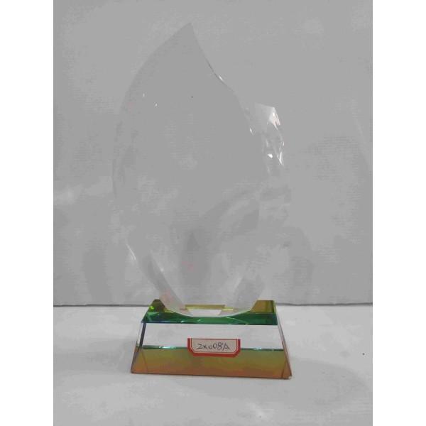 Crystal Award Golf Award 7
