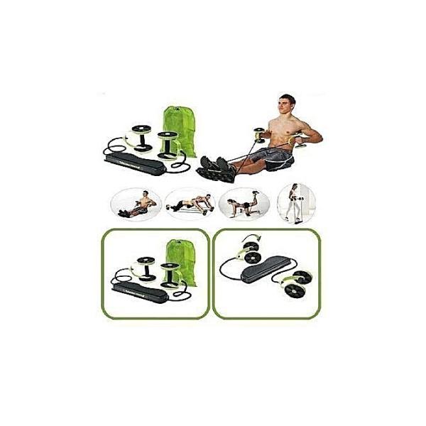 Revoflex Xtreme Workout Abs Wheel for ma...